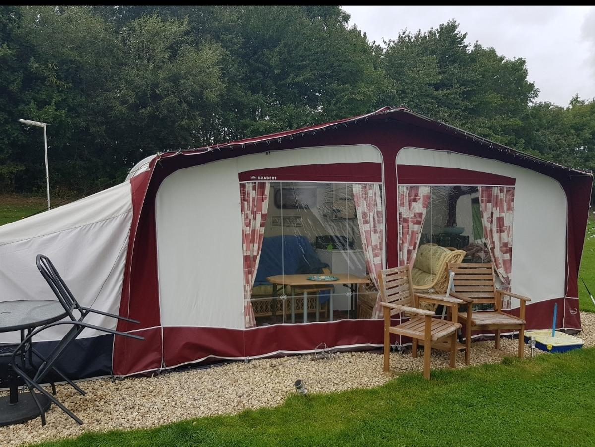 Bradcot Awning With Annexe In Ts12 Skelton For 150 00 For Sale Shpock