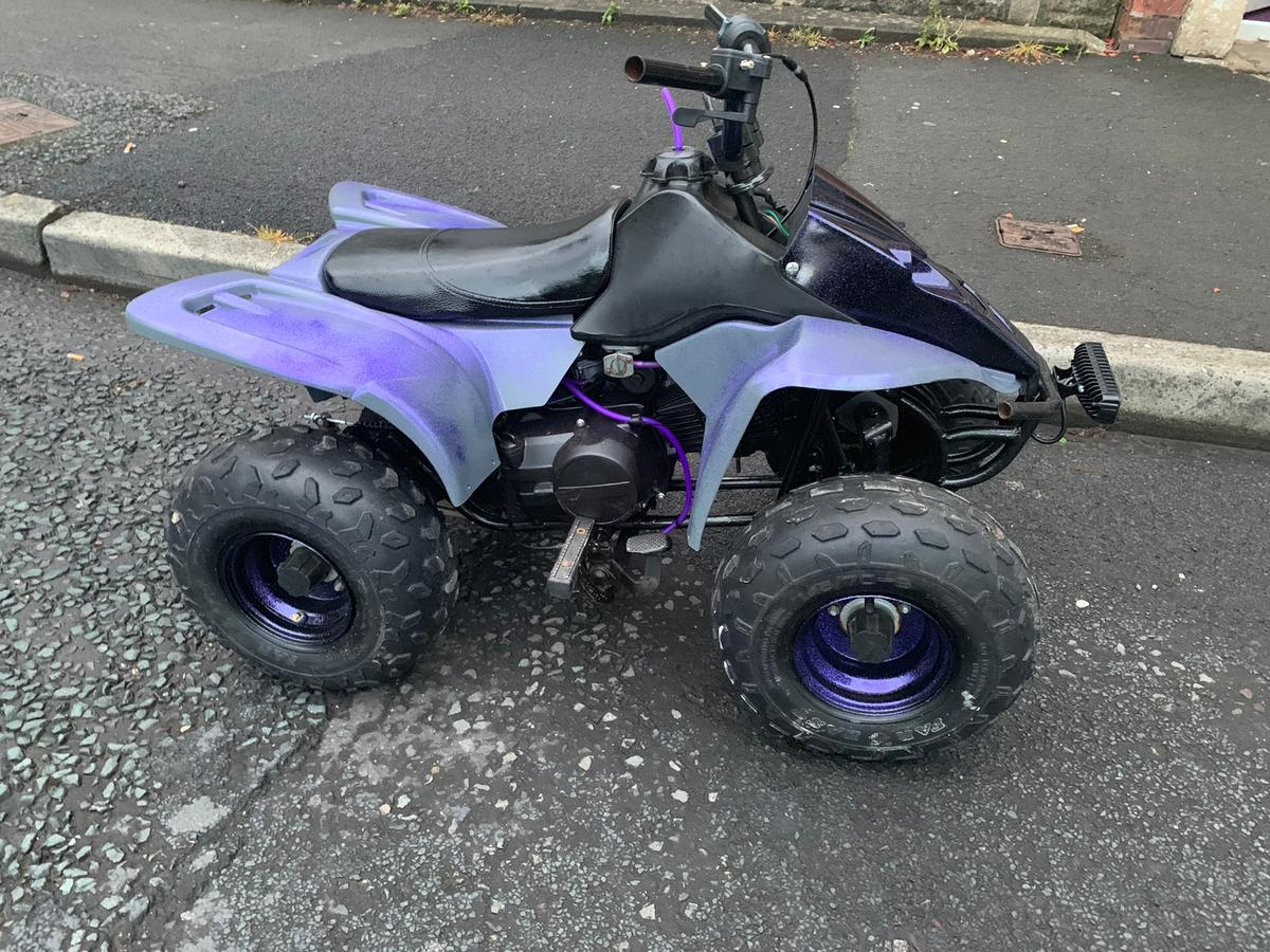 Kids 50cc Quad Bike In Bb2 Hill For 400 00 For Sale Shpock