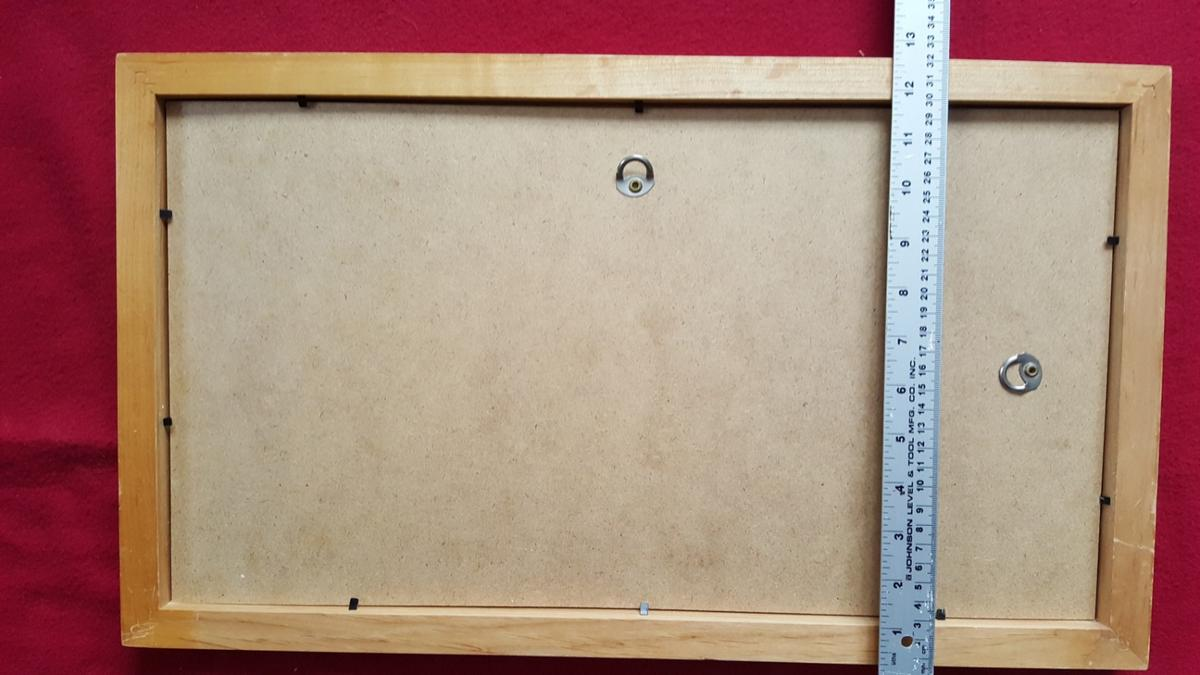 Photo Picture Frame Gl Front 7 X 5