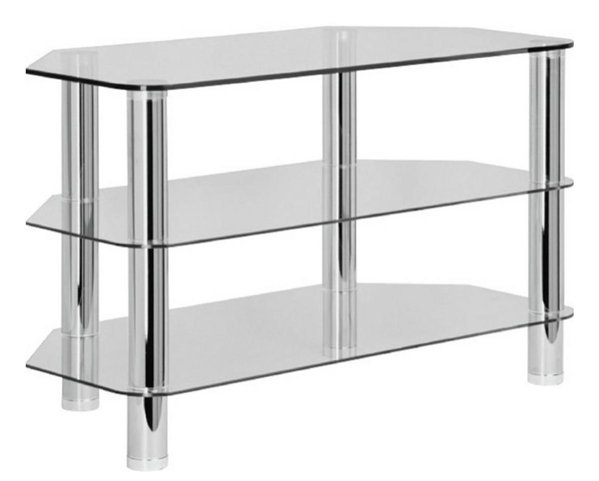 Ikea Clear Glass Coffee Table Tv Stand In Nw10 London For 7 00