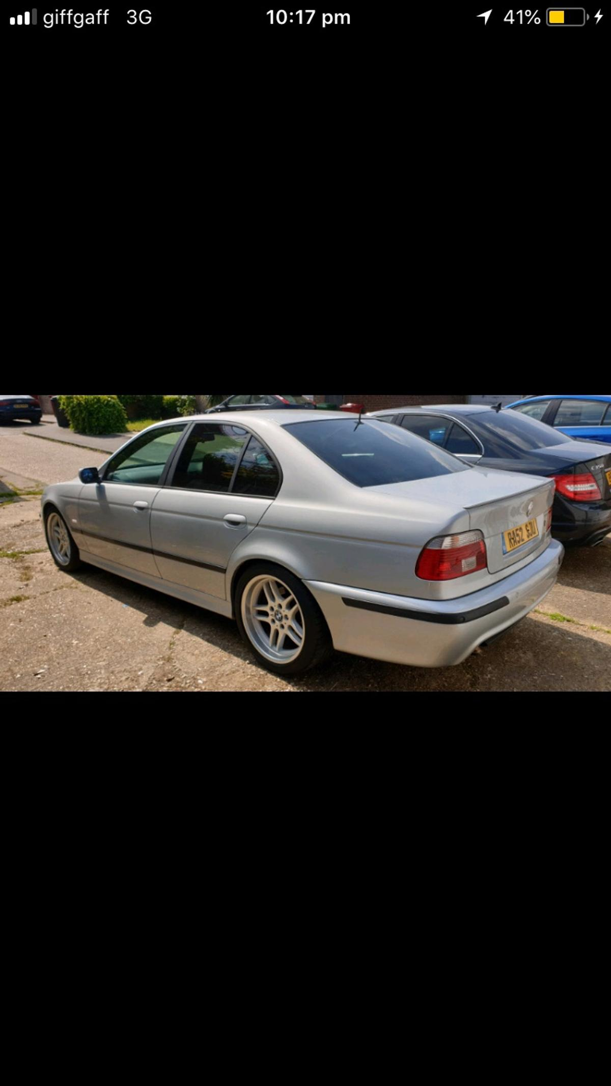 Bmw 530d E39 Individual In Langley For 2 695 00 For Sale Shpock