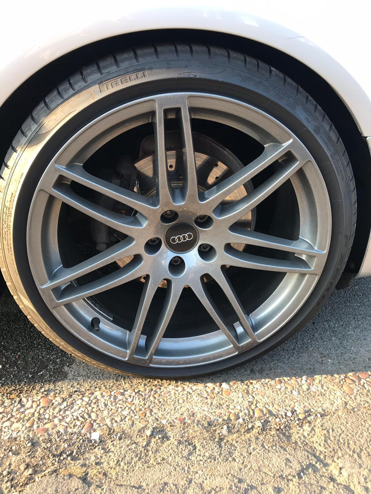 Audi A5 A4 Alloy Wheels Genuine Rs5 20inch In Doncaster For 700 00 For Sale Shpock