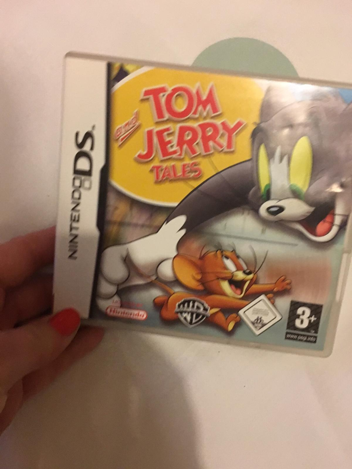 2 Ds games - Tom & Jerry and Ice Age nintendo in Dudley for £8.00 for sale