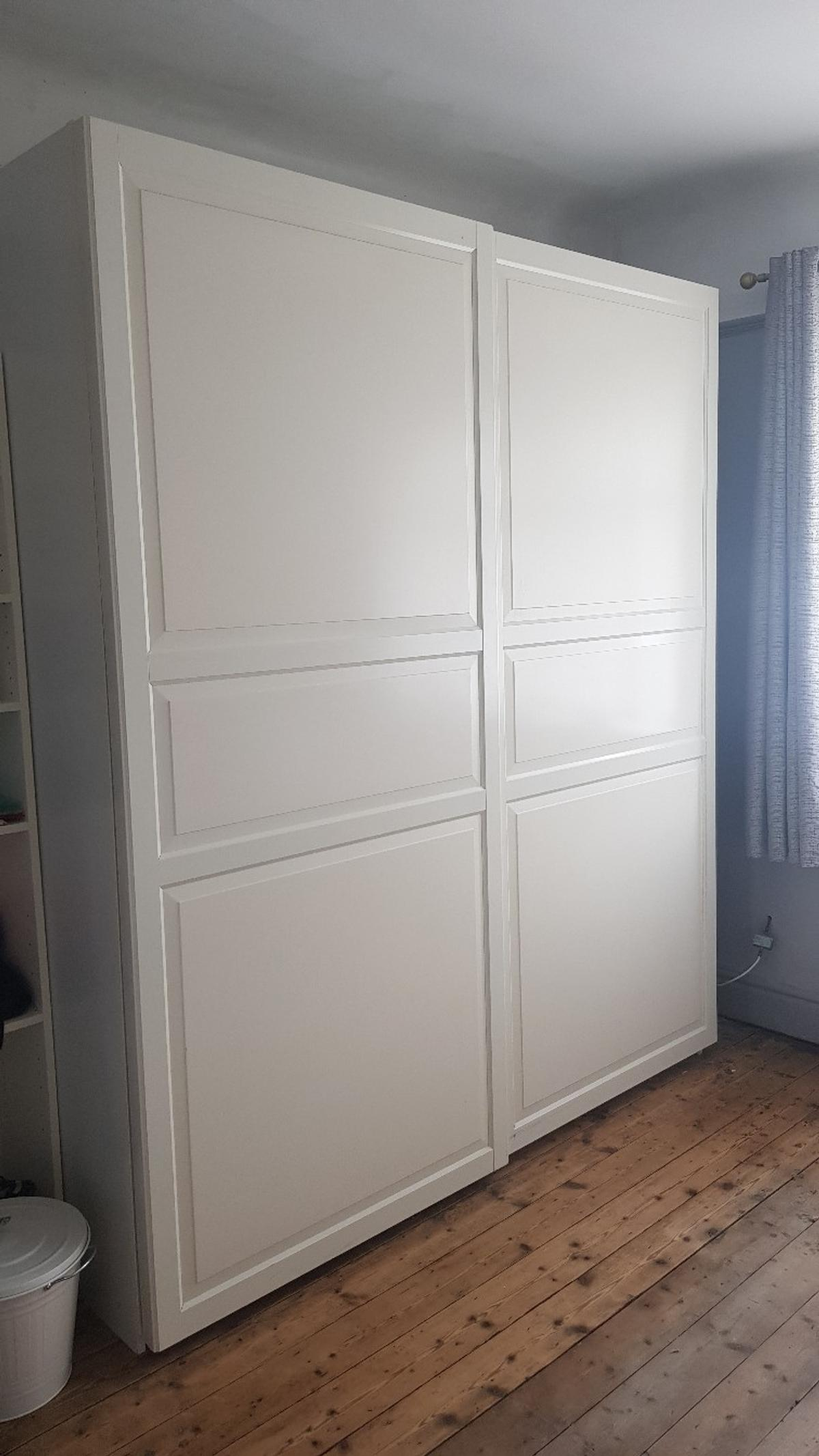 Ikea Pax Birkeland Wardrobe Reduced In L30 Sefton For 195 00