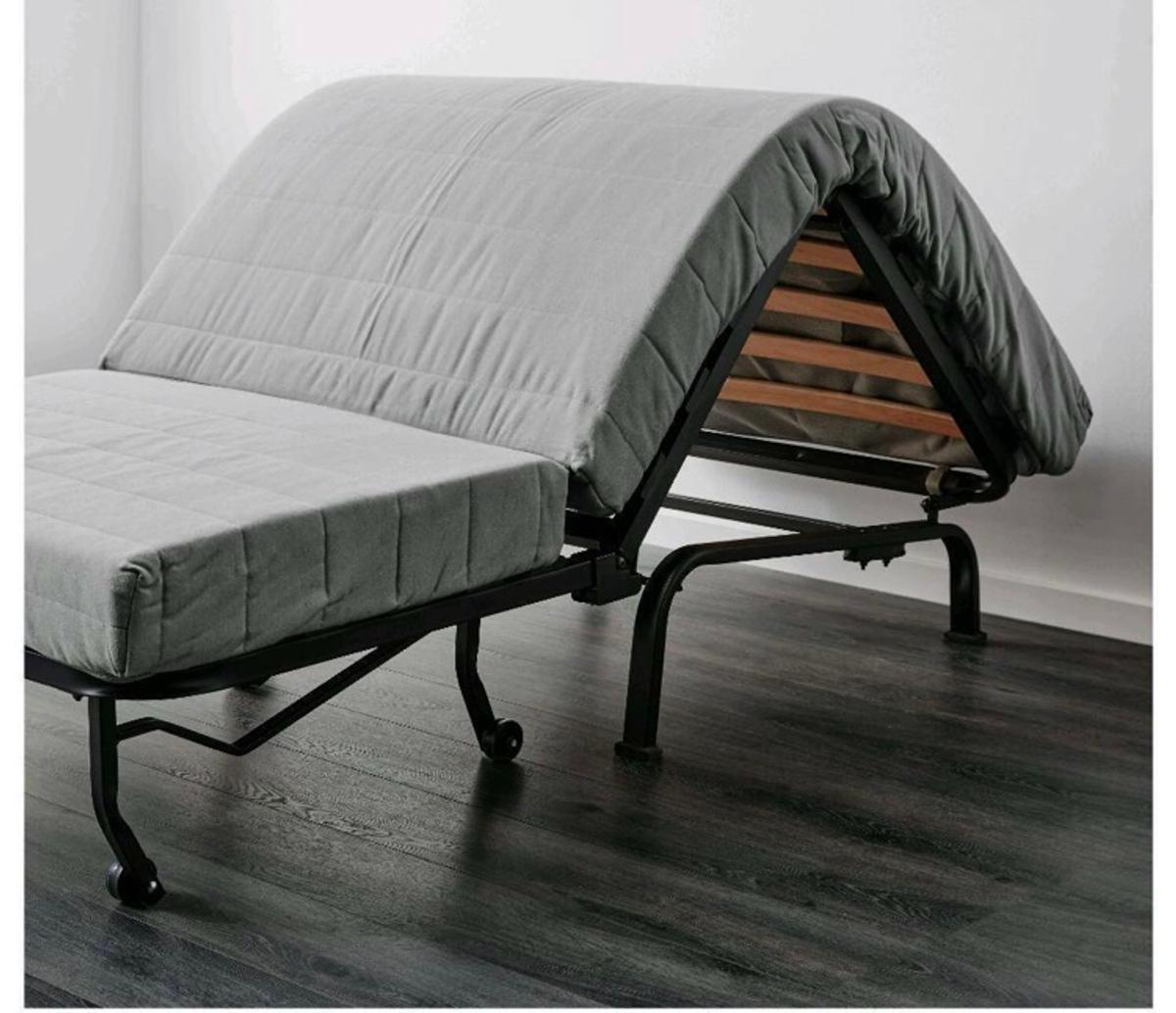 Picture of: Ikea Lycksele Futon Single Chair Bed In N22 London For 60 00 For Sale Shpock