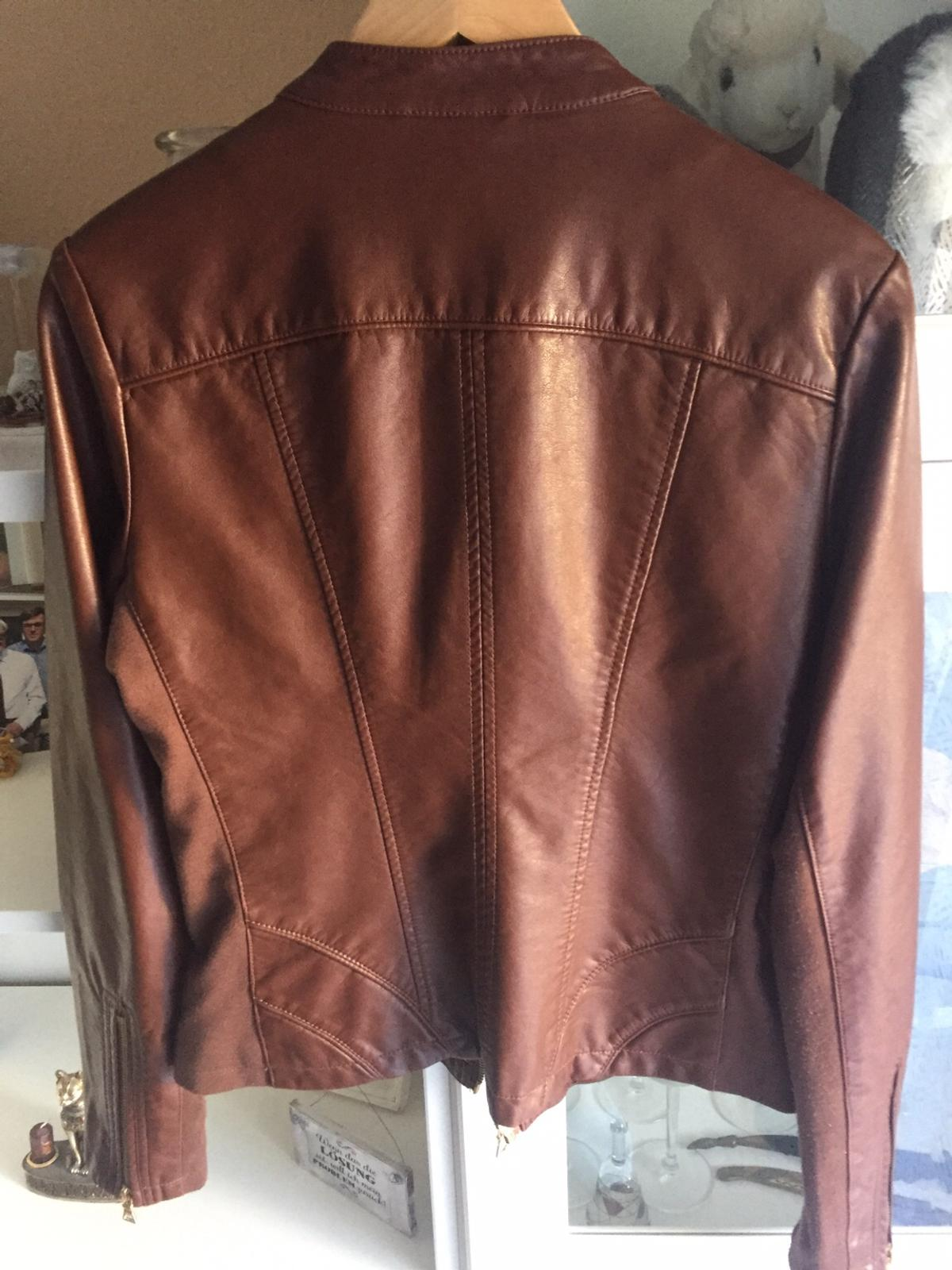 Guess For Sandhausen 69207 €25 00 Jacke In Lederimitat 8On0XPZNwk