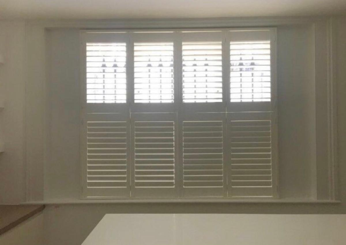 White Eco Wood Shutters Blinds New In W2 Westminster For