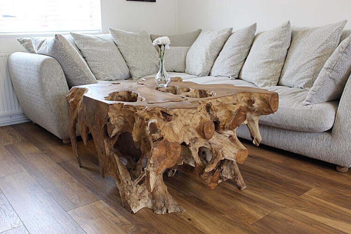 Teak Root Coffee Table In Wc2a Westminster For 200 00 For