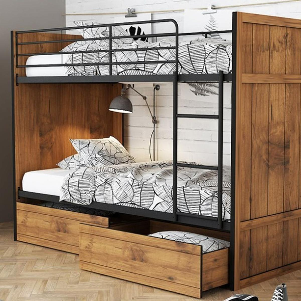 Vintage Bunk Bed With Mattress In Ls122ua Leeds For 399 99 For Sale Shpock