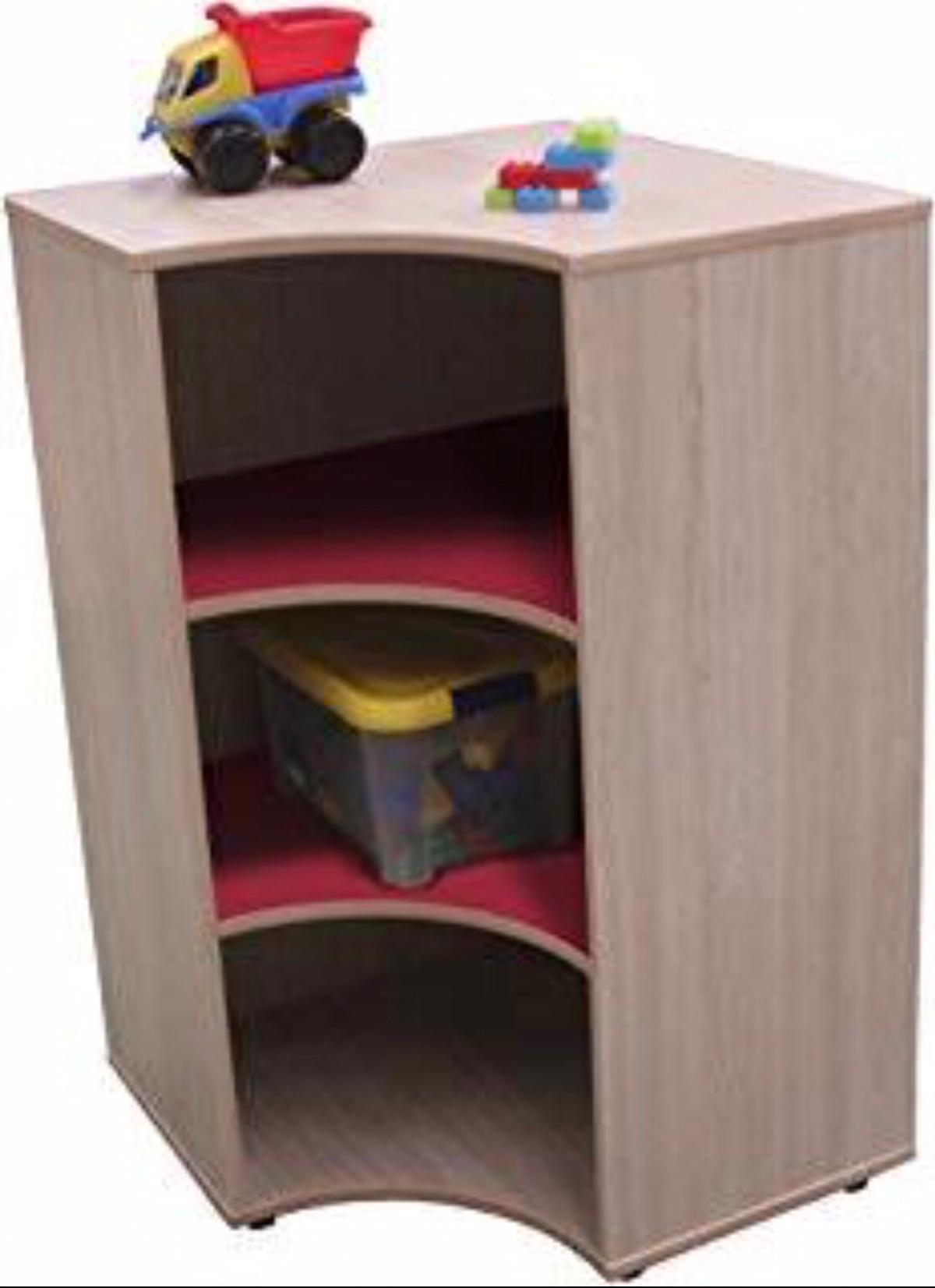 New Childrens Corner Shelving Unit Mobeduc
