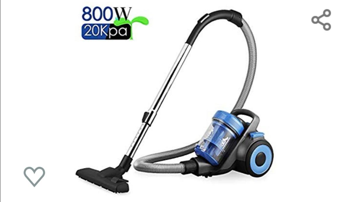 800w Powerful Compact Vacuum Cleaner 4