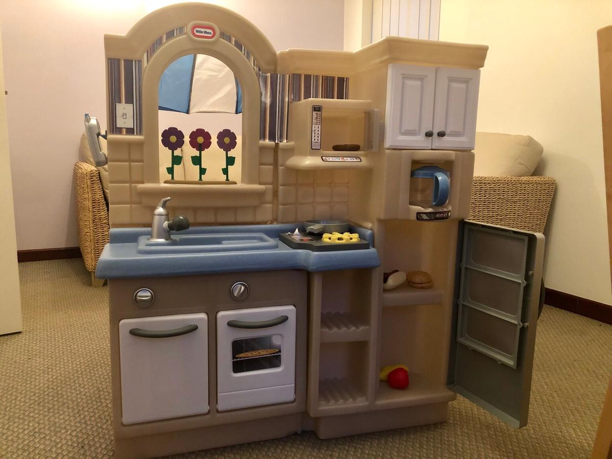 Little tikes 2 in 1 kitchen and grill in S20 Sheffield for ...