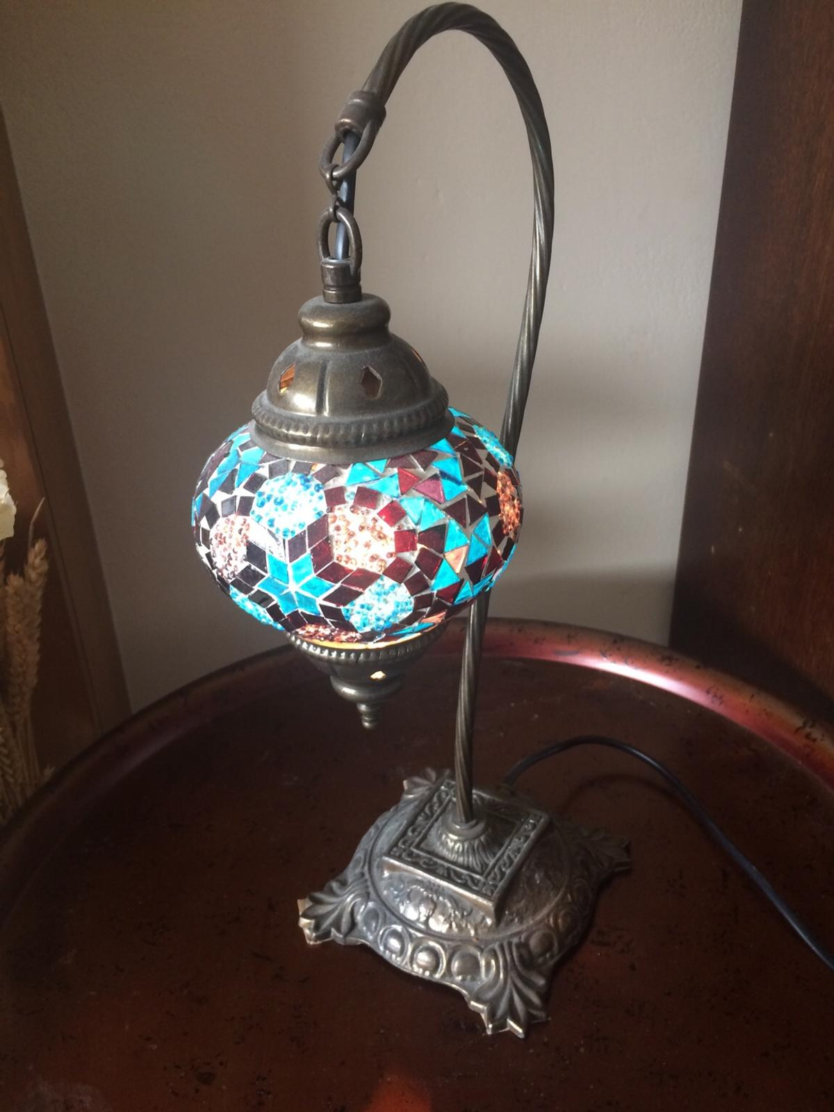 Picture of: Moroccan Table Lamp Morrocan In Ng8 Nottingham For 35 00 For Sale Shpock