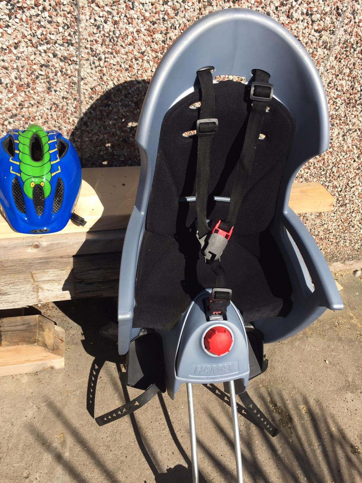 incredible prices great fit where can i buy Hamax siesta children's bike seat and helmet