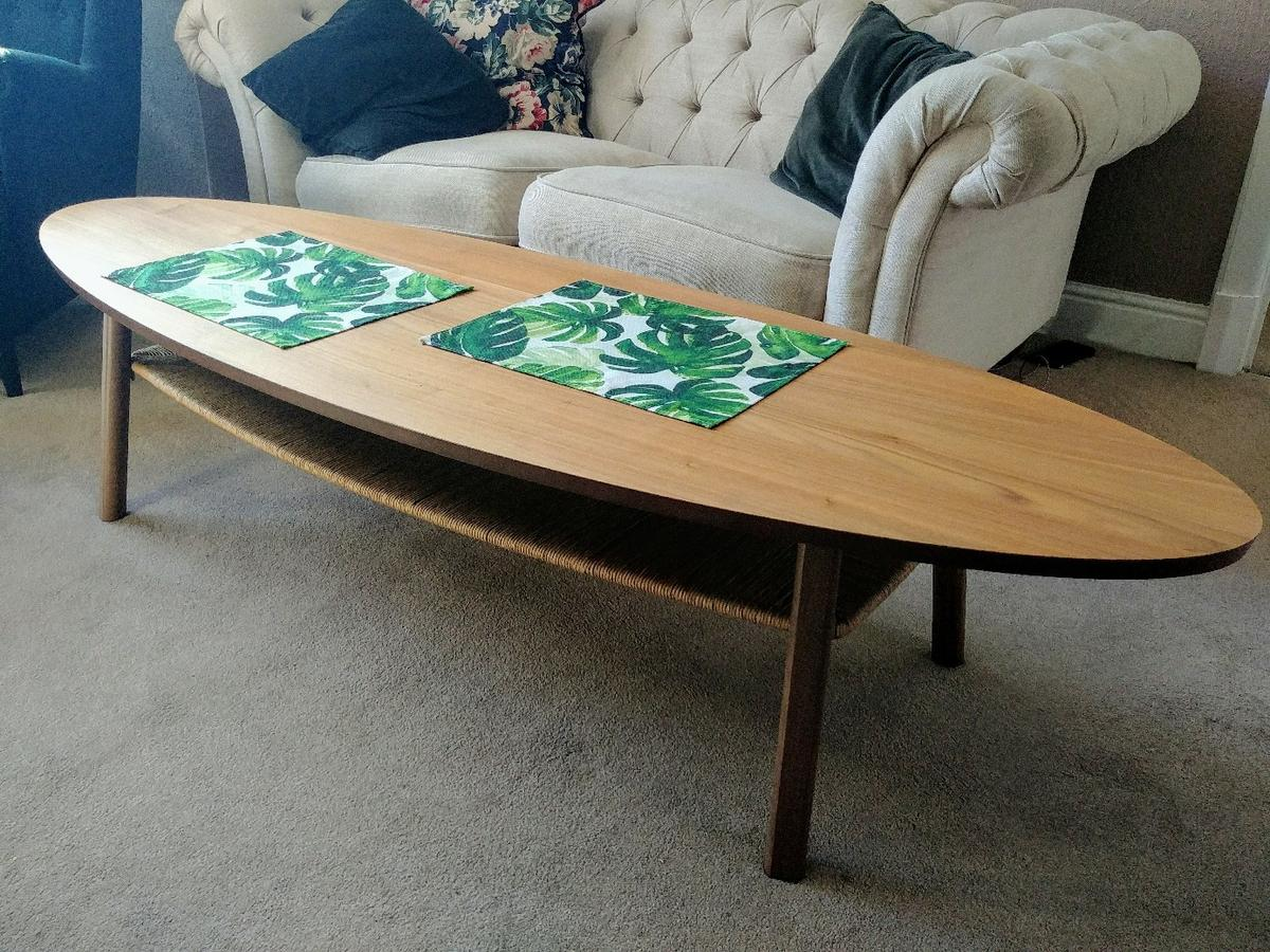 Ikea Stockholm Coffee Table In Stockport For 140 00