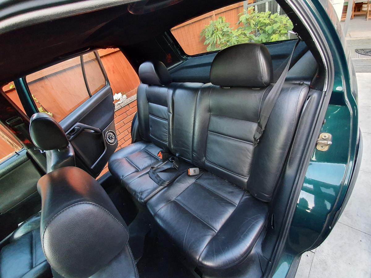 Vw Golf mk3 5dr gti leather interior in B65 Sandwell for £ ...