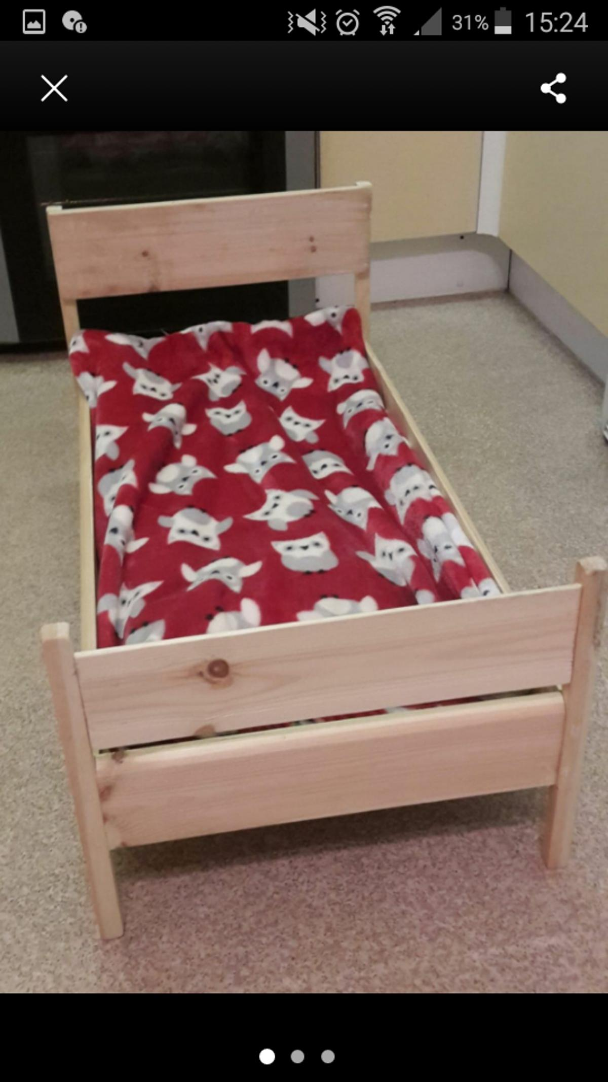 Cat Small Dog Bed In B31 Birmingham For 12 00 For Sale Shpock