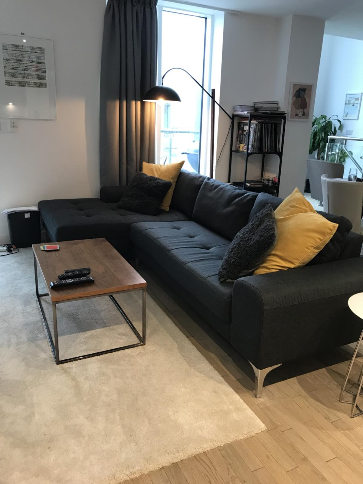 Fantastic Modern Left Hand Facing Corner Sofa For Sale In Bs1 Bristol Alphanode Cool Chair Designs And Ideas Alphanodeonline
