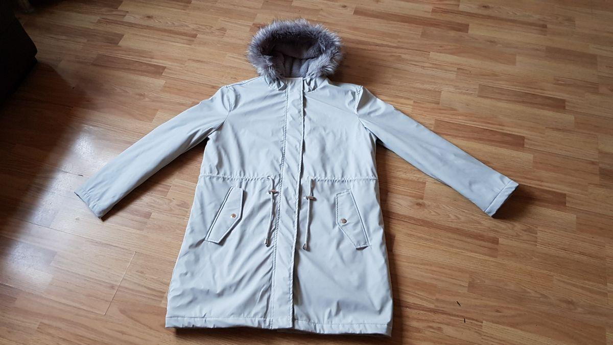 Furry Studs new size 12/14 womens grey coat in wv13 walsall for �10.00