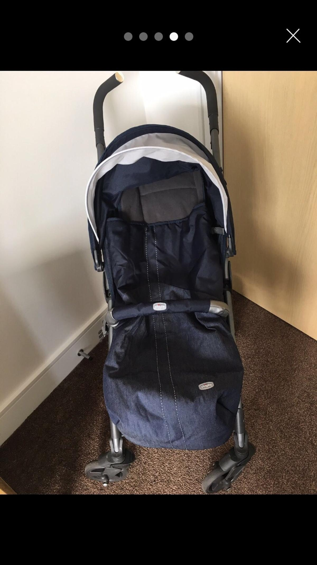 Chicco Liteway Stroller In Wycombe For 15 00 For Sale Shpock