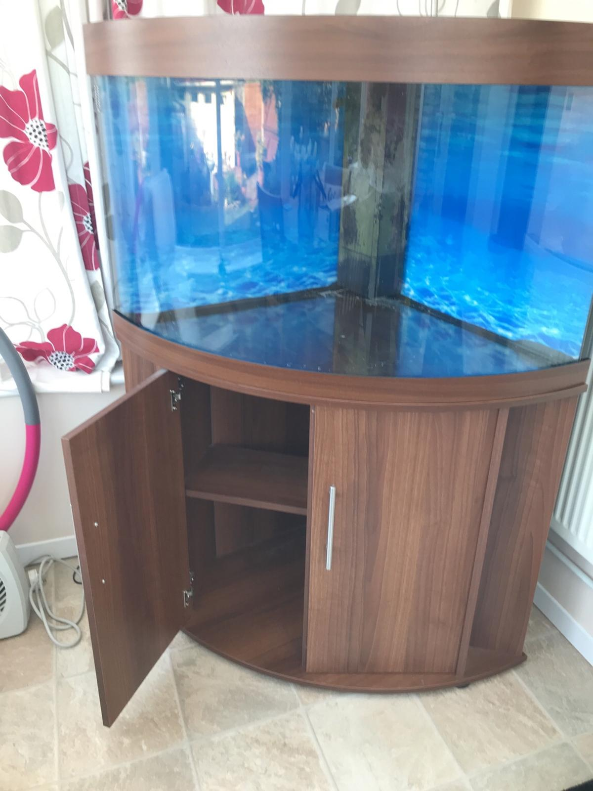 Jewel Trigon 190 Aquarium And Cabinet