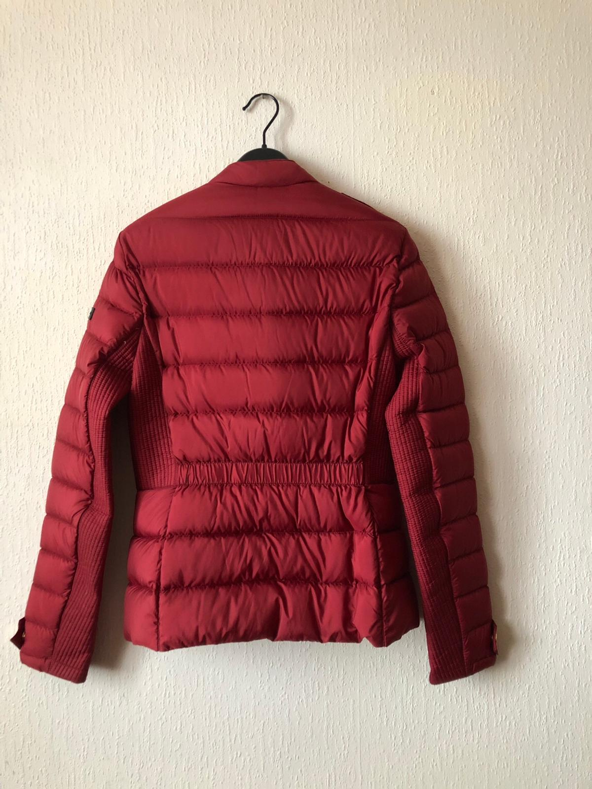 Burberry Brit Quilted Puffer Jacket In W2 Westminster For