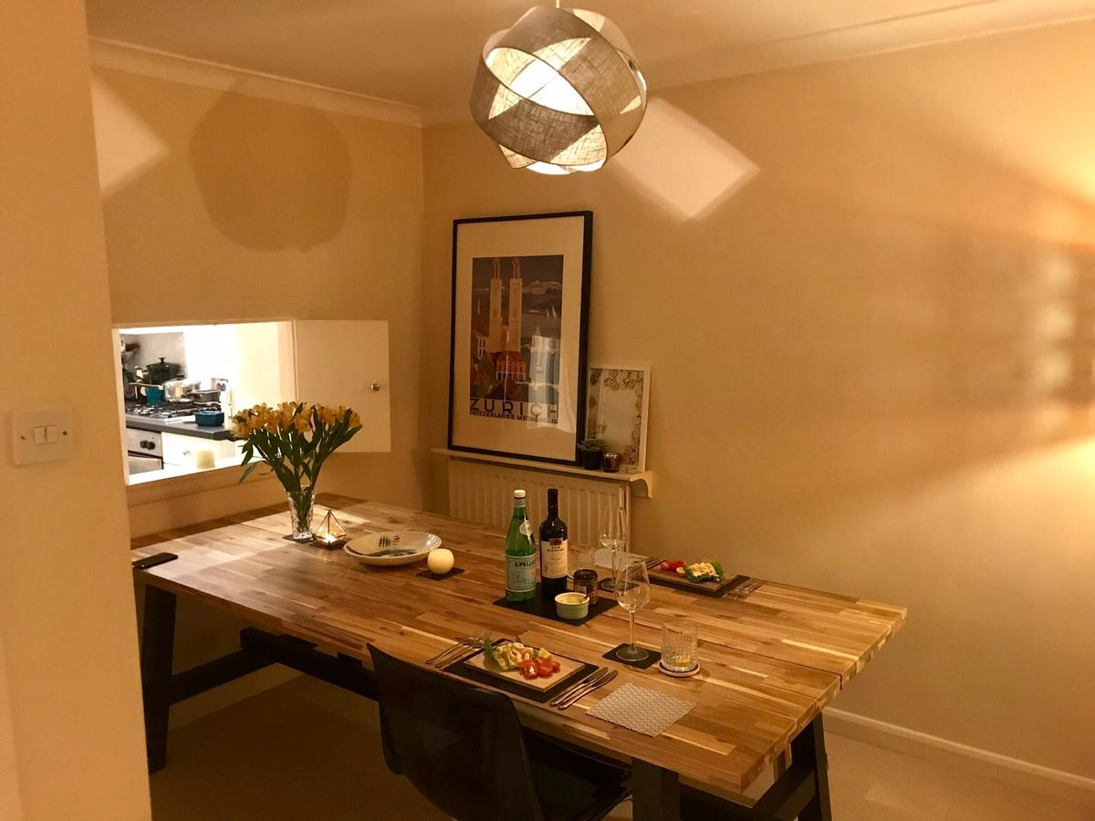 Skogsta Dining Table Ikea In So23 Winchester For 250 00 For Sale Shpock
