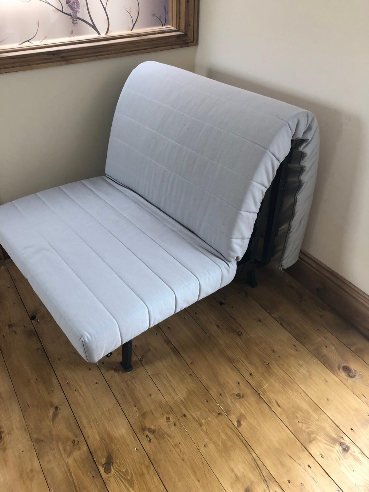 Ikea Fold Chair Bed New