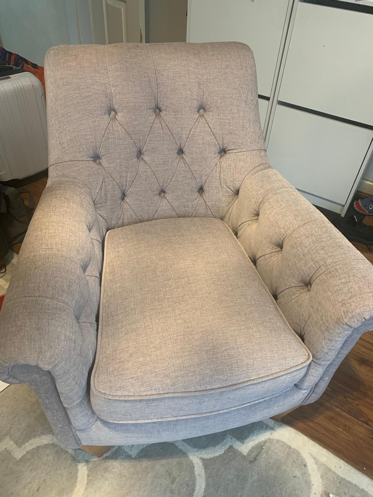 Next armchair (chesterfield style) in Manchester for £250 ...