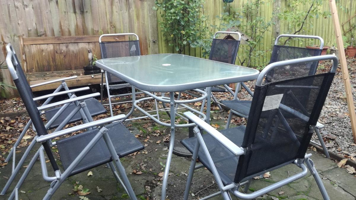 Remarkable 6 Seater Garden Table And Chairs Pdpeps Interior Chair Design Pdpepsorg