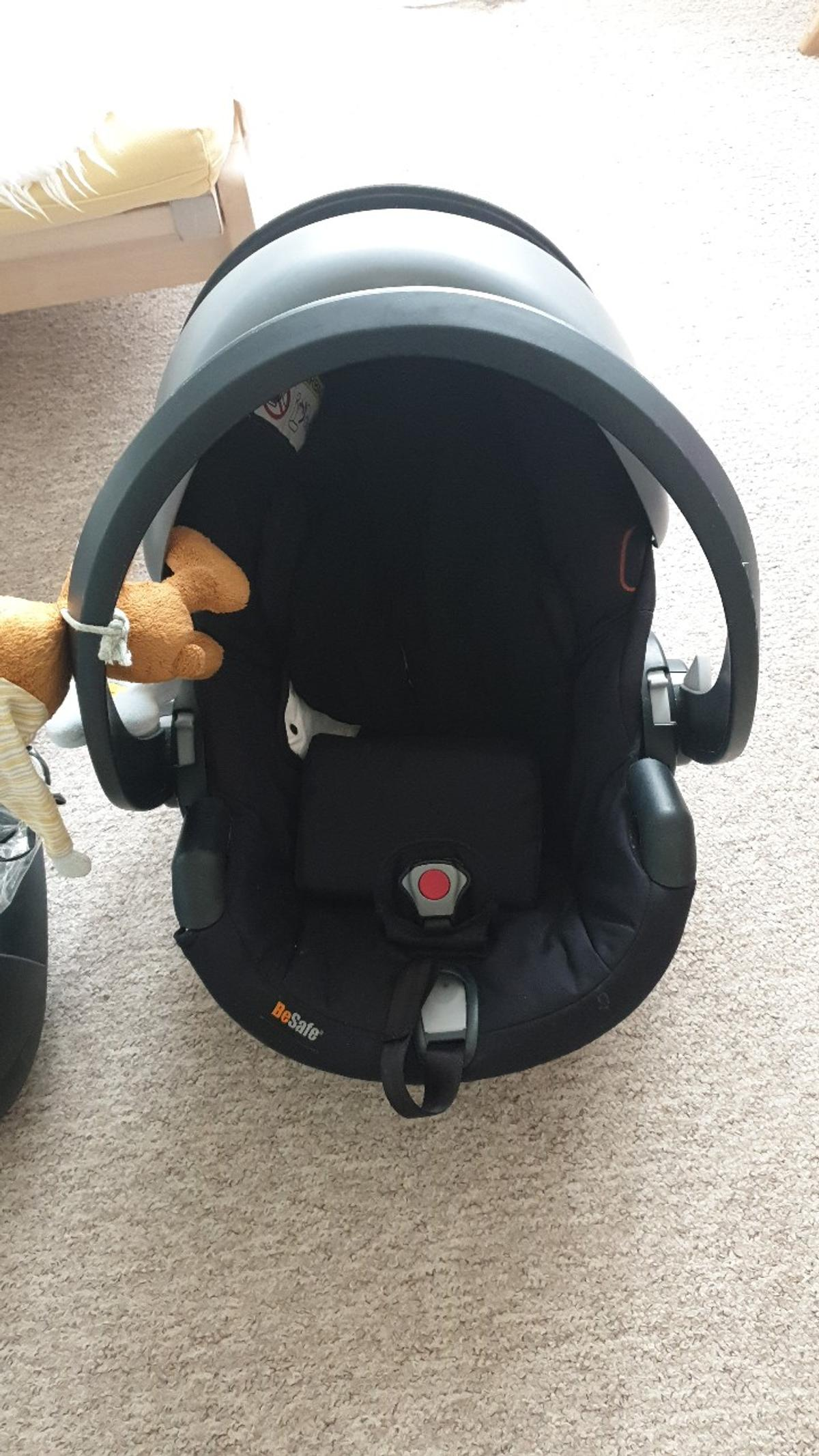 Groovy Besafe Car Seat And Isofix Base Frankydiablos Diy Chair Ideas Frankydiabloscom