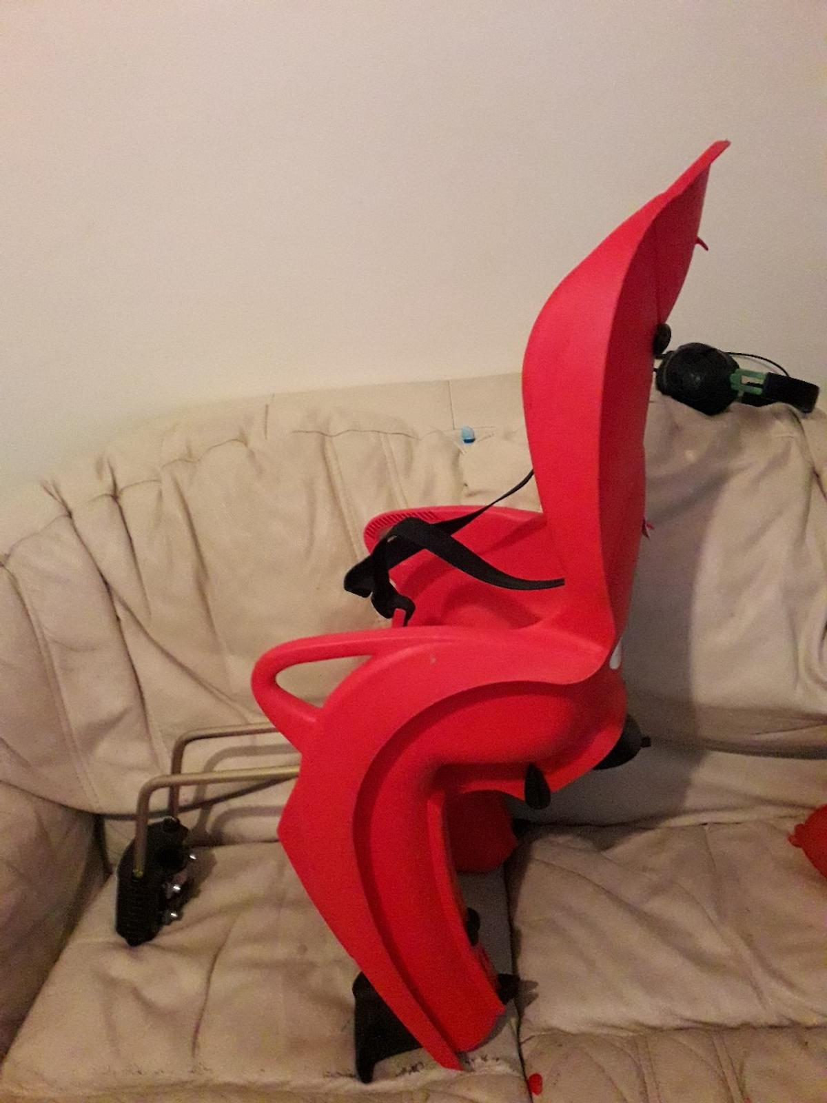 Picture of: Halfords Child Bike Seat In Ch42 Wirral For 15 00 For Sale Shpock