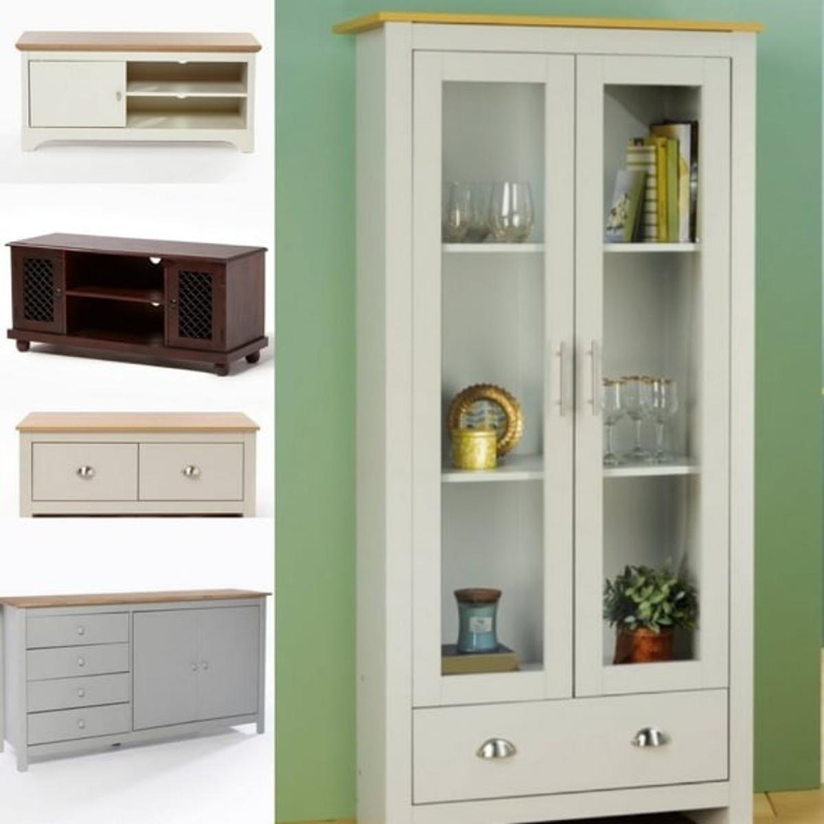 Living Room Display Cabinet Tv Unit