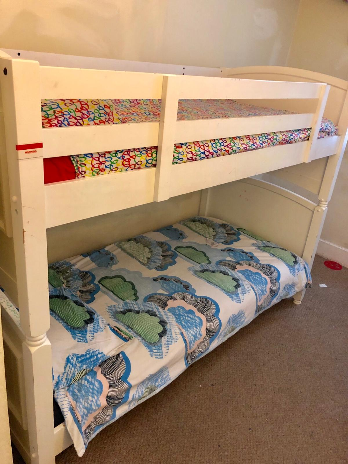 Picture of: Costco Hyder Colonial White Wooden Bunk Bed In Tw15 Spelthorne For 120 00 For Sale Shpock