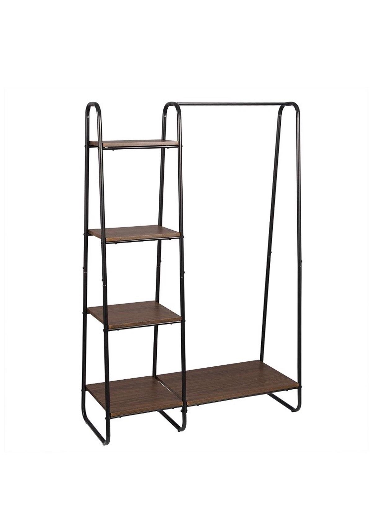 Clothing Rail With Ladder Shelving In Kt19 Ewell For 45 00