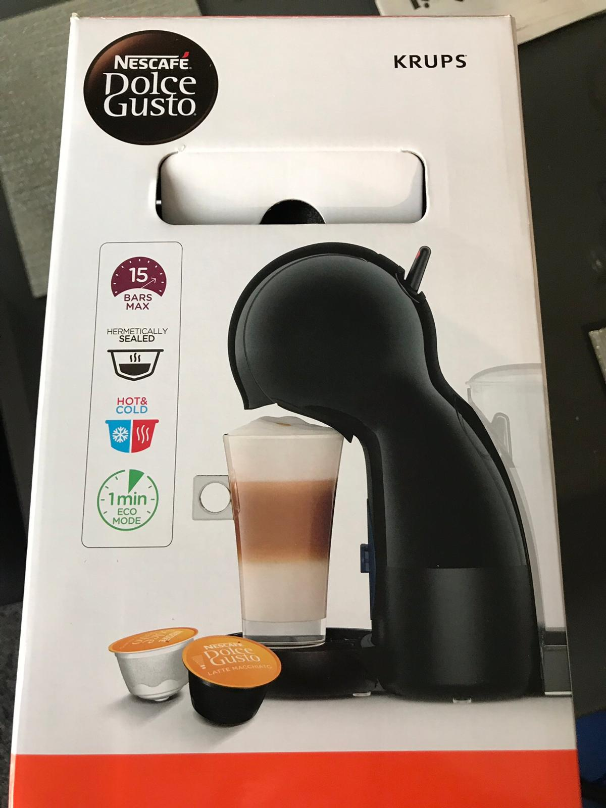 Dolce Gusto Piccolo Coffee Machine New In M25 Prestwich