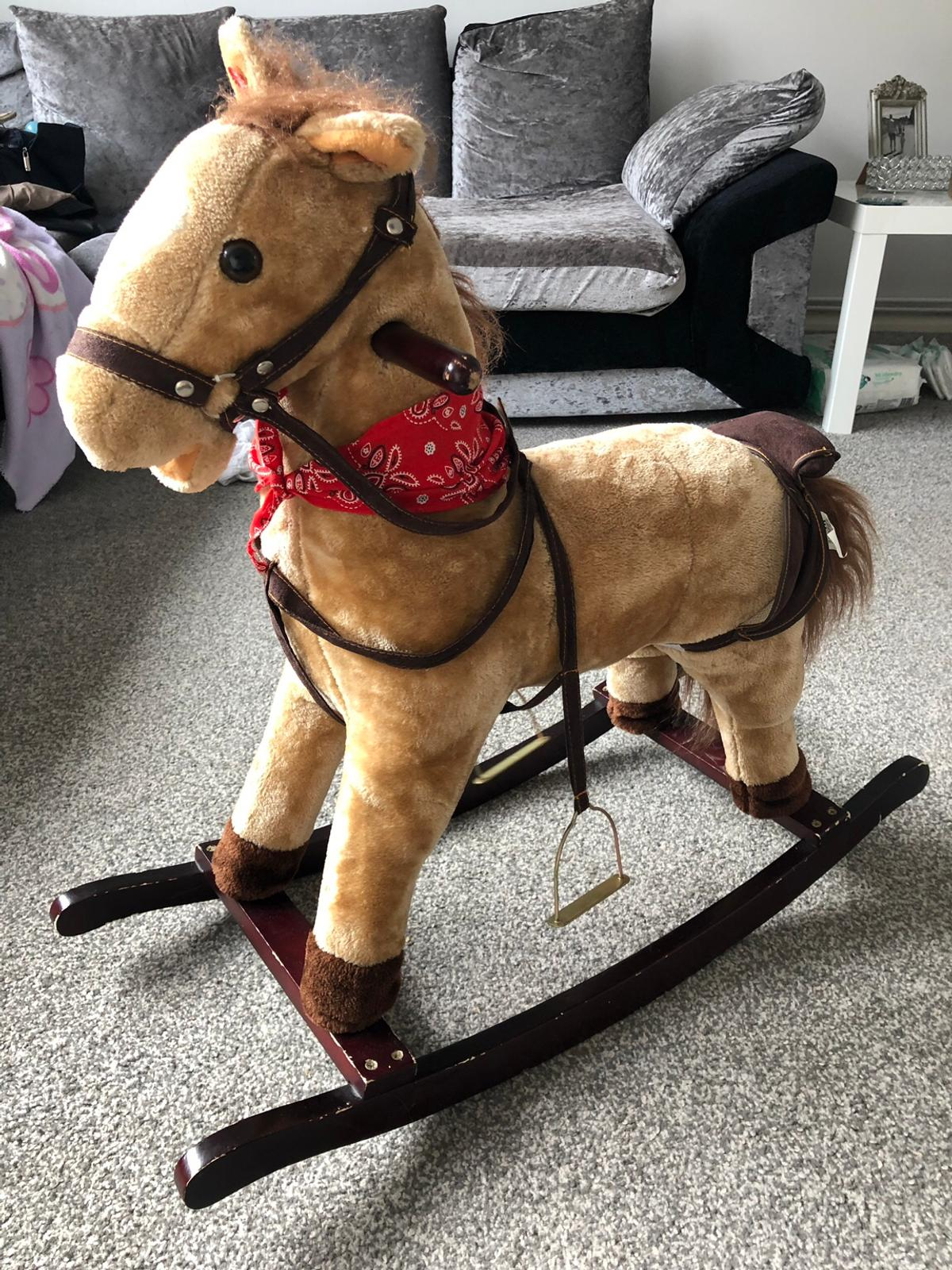 Kids Rocking Horse In Tw16 London For 10 00 For Sale Shpock