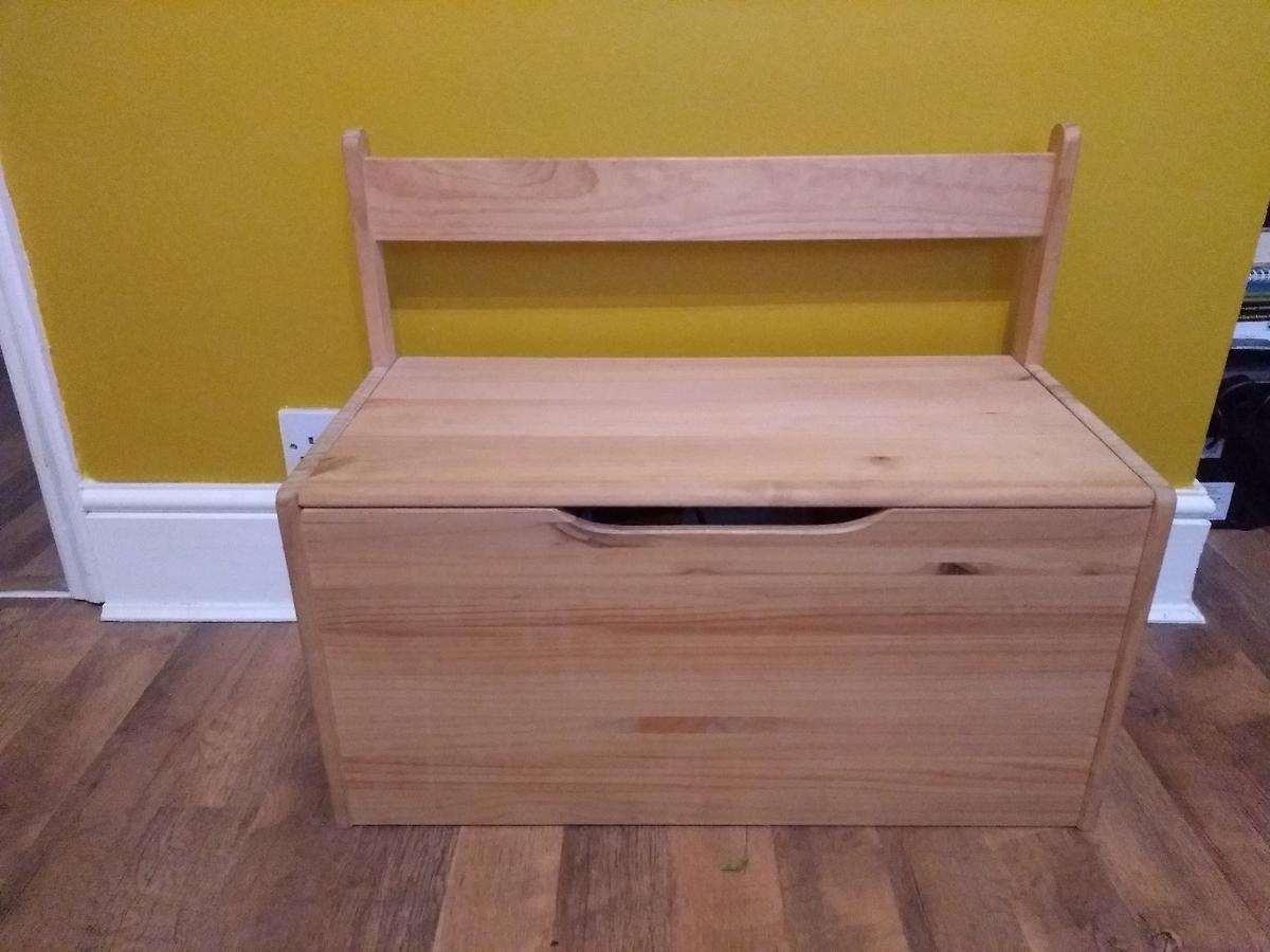 Astonishing Childrens Toy Chest Bench Ocoug Best Dining Table And Chair Ideas Images Ocougorg