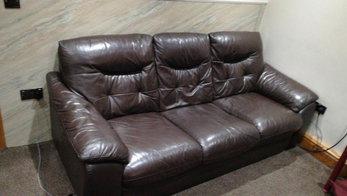 Amazing Brand New Leather Sofas Gmtry Best Dining Table And Chair Ideas Images Gmtryco