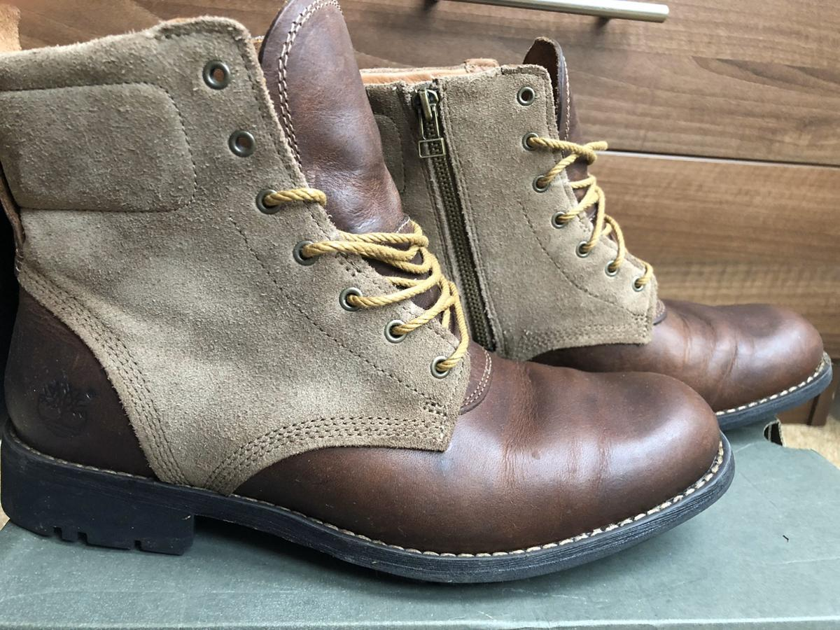 Timberland mens brown leather boots in N14 Enfield for