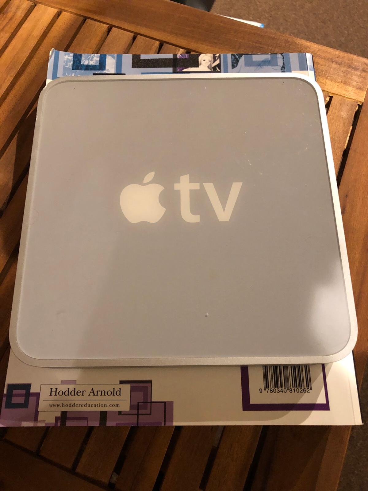 1st Generation Apple Tv In M23 Manchester For 20 00 For Sale Shpock