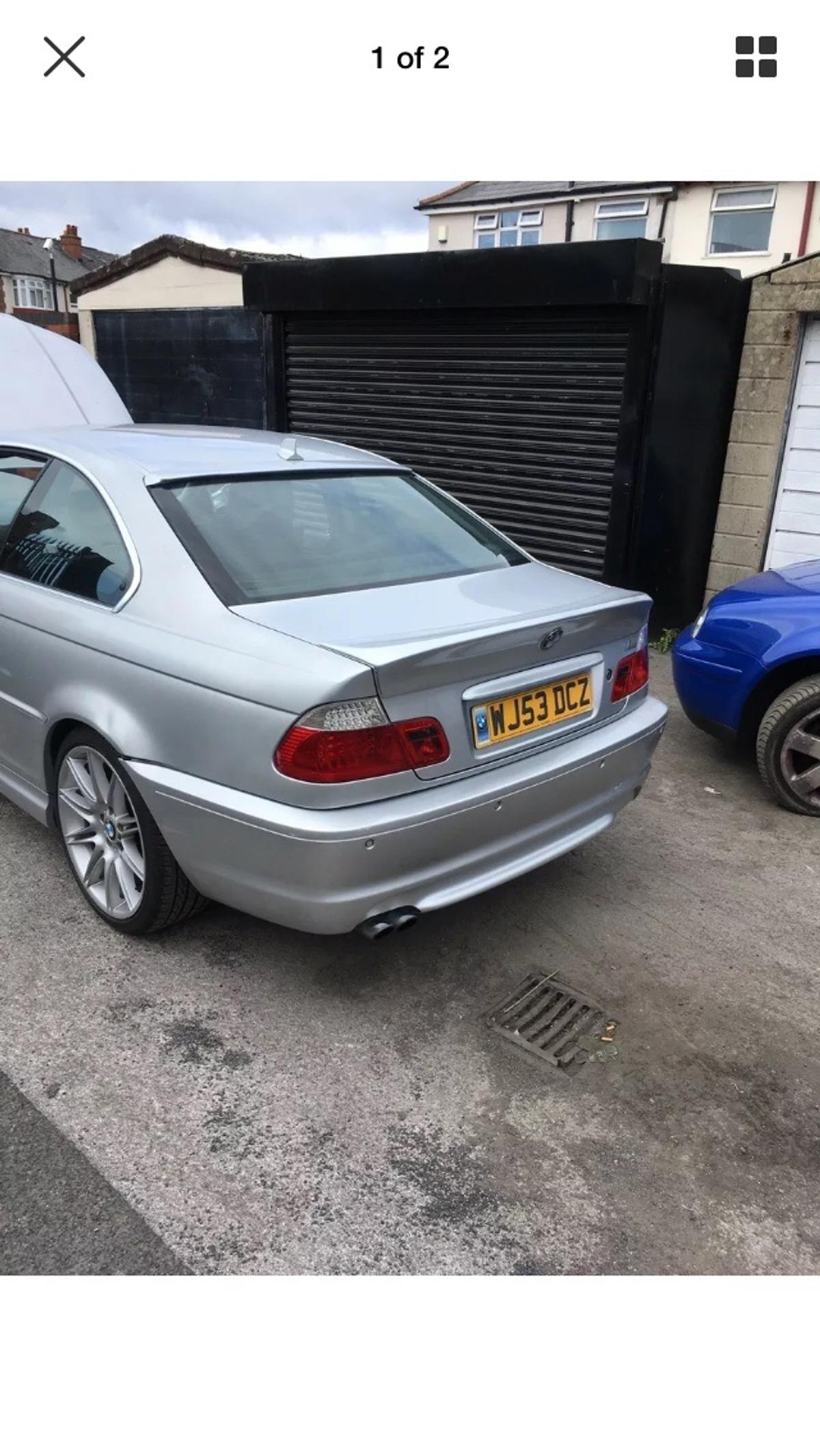 Bmw E46 Csl Spoiler With Bootlid In B6 Birmingham For 100 00 For Sale Shpock