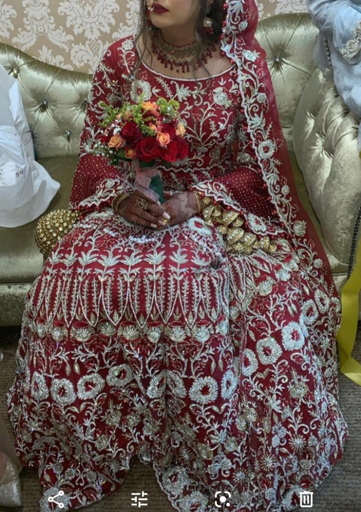 Asian Wedding Dress In Ol12 Rochdale For 1 400 00 For Sale Shpock,Stylish Beautiful Dresses To Wear To A Wedding As A Guest