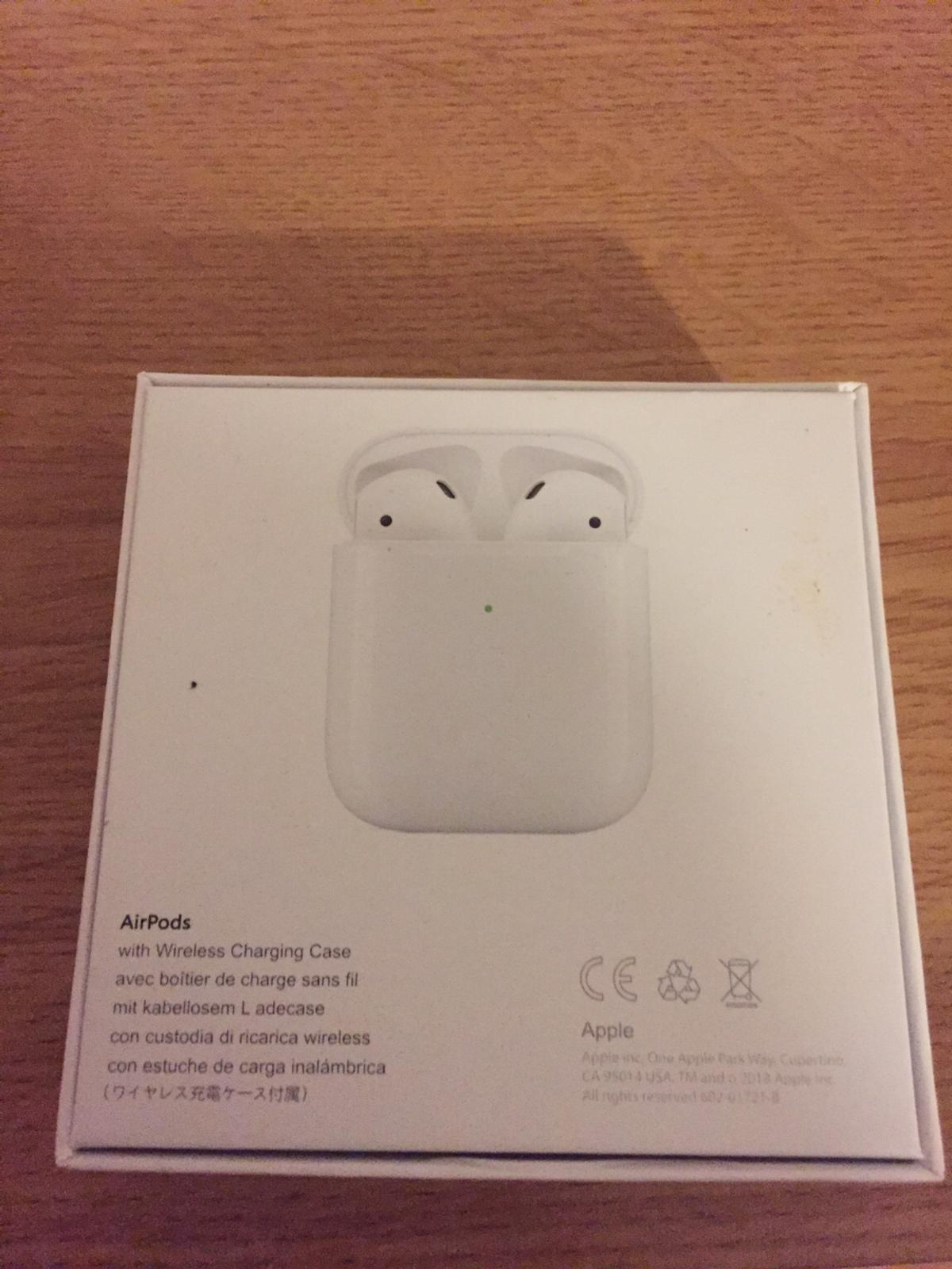 airpods 2 box image