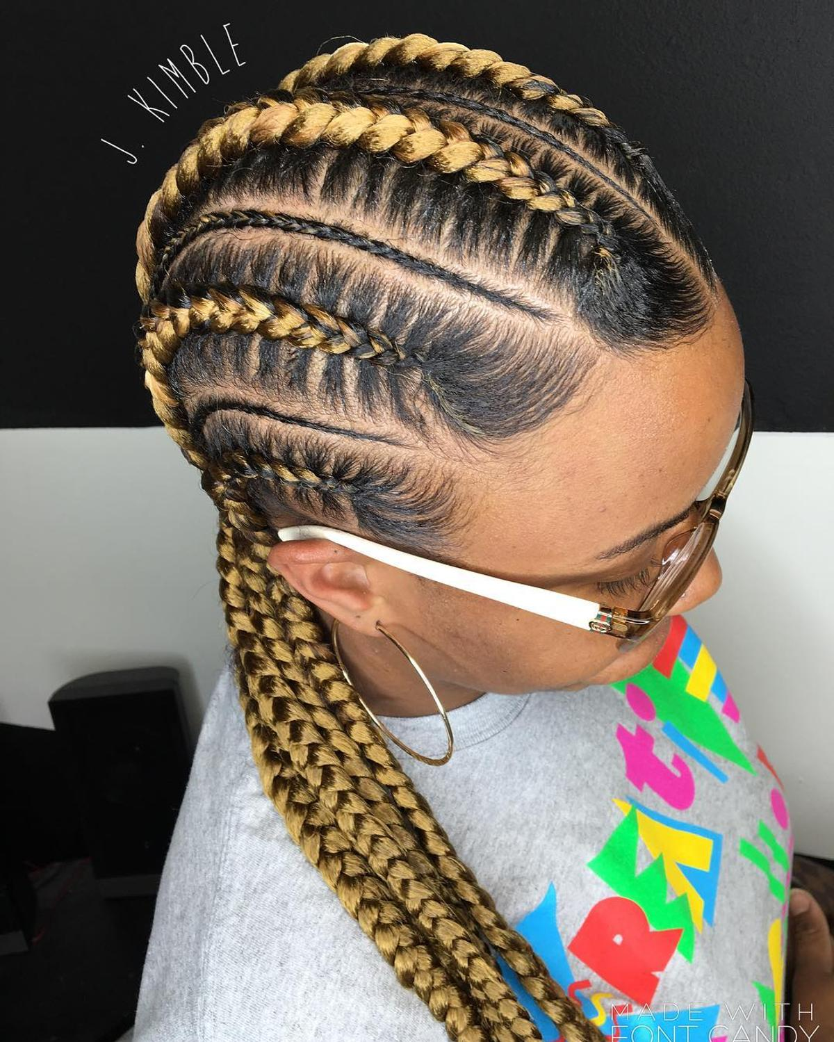 Gorgeous Box Braids Weave Cornrows In Bd1 Bradford For 1 00 For Sale Shpock