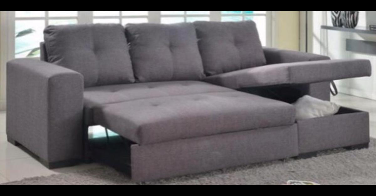 Picture of: Sofa Bed With Storage In E5 London For 550 00 For Sale Shpock