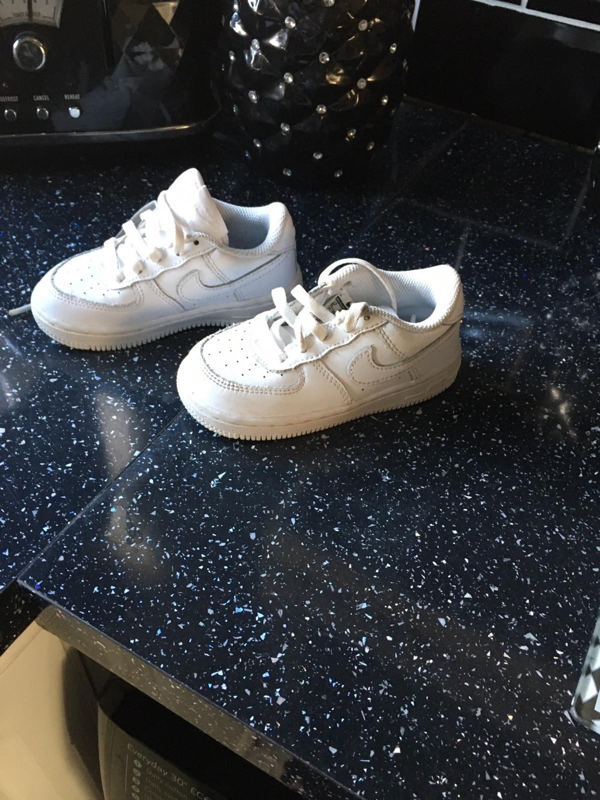 White Air Force size 7.5