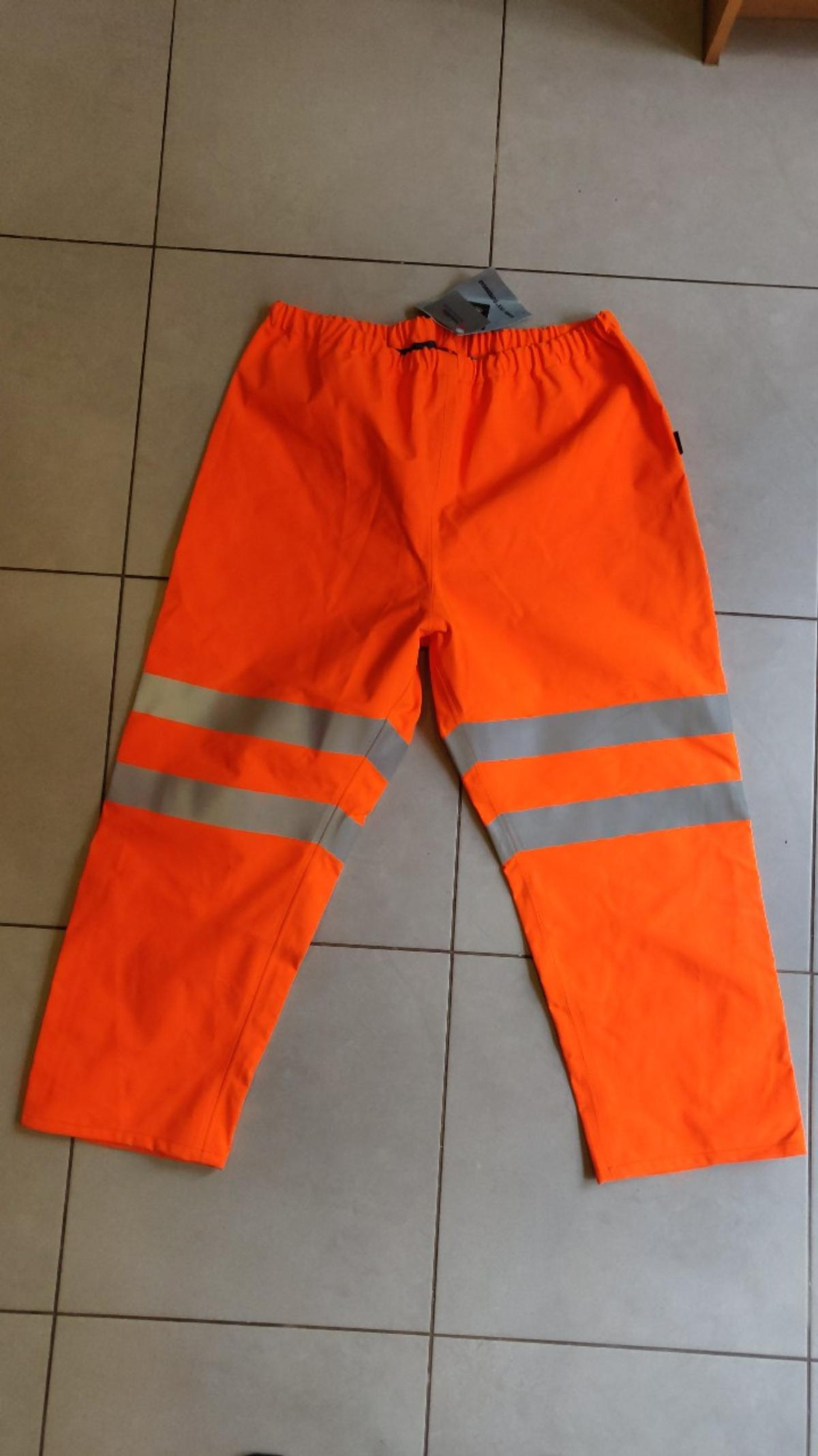 Brand new waterproof trousers with tags. size XXL