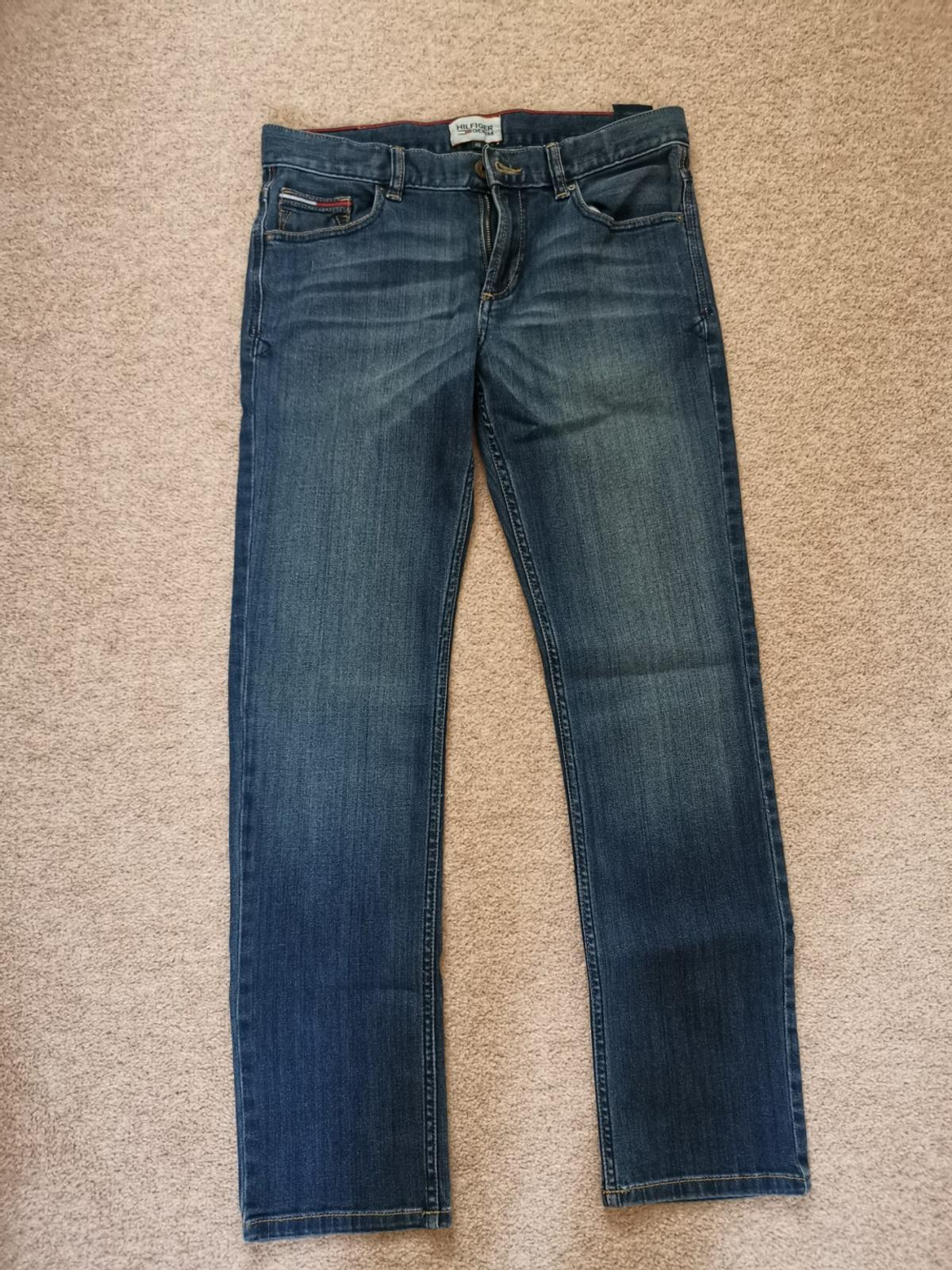 Genuine Tommy Hilfiger denim jeans. Brand new, never worn jeans. Doesn't have the original tags but brand new Size 30W / 30L