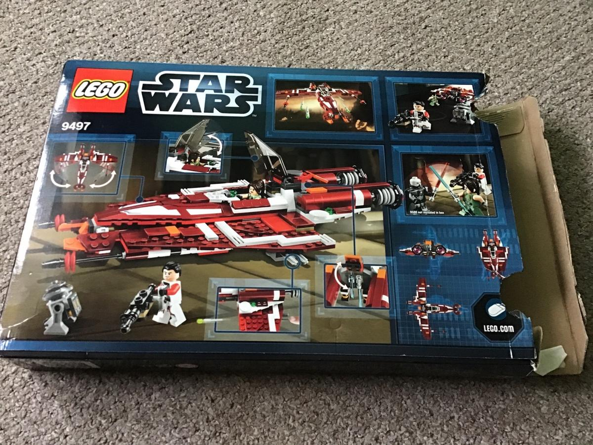LEgo Starwars set 9497, used, complete, collection